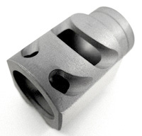 For Commander Compensator Matte Polished Sides/Short