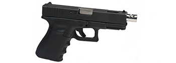 For Glock 17 9mm Extended Ported