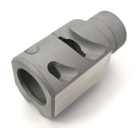 For 1911Government Compensator Matte Polished Sides/Long