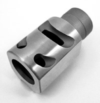 For 1911Government Compensator Polished Stainless/Long